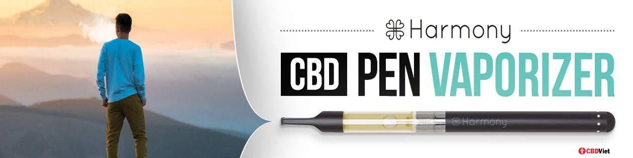 HARMONY CBD PEN - THE BEST CBD VAPE PEN STARTER KIT! - Bút Hóa hơi CBD tốt nhất thị trường - CBD Việt