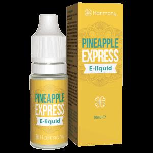 Pineapple Express CBD E Liquid - Dầu Vape CBD từ Harmony - CBD Việt - cbdviet.com
