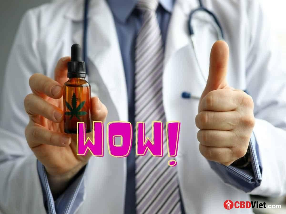 8 Lợi ích Sức khỏe của CBD - CBD Việt - cbdviet.com